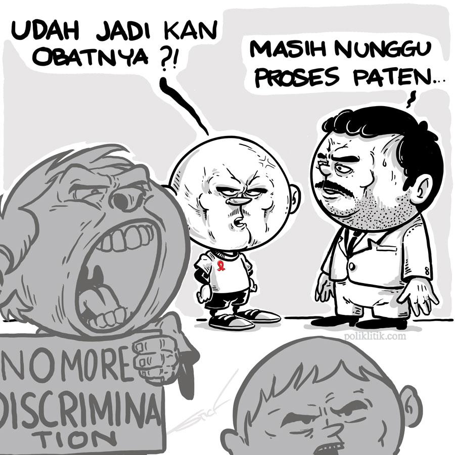 Diskriminasi dan Konspirasi