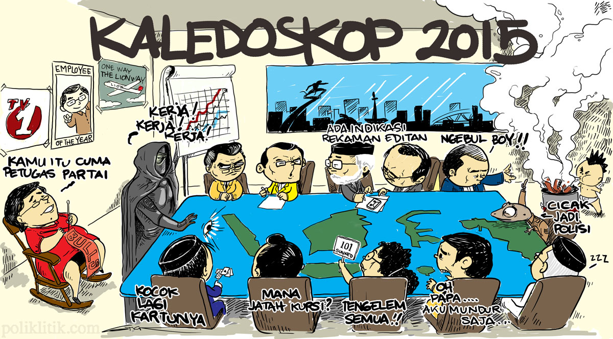 Kaledoskop 2015