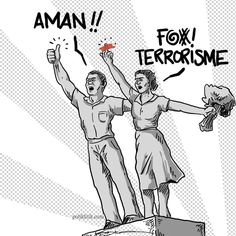 Teror Apa? Teror Dadar?!