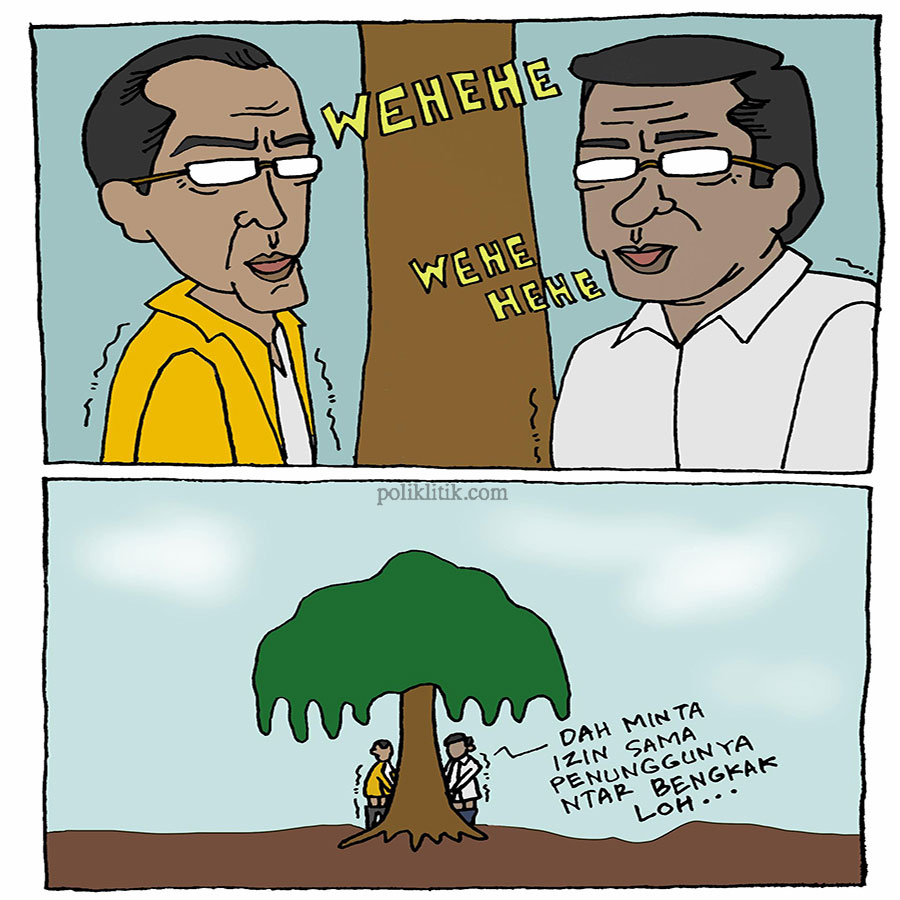 Tamat Pohon Keramat