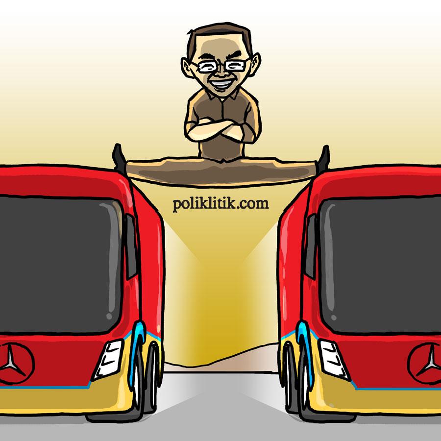 Bus Pengawal