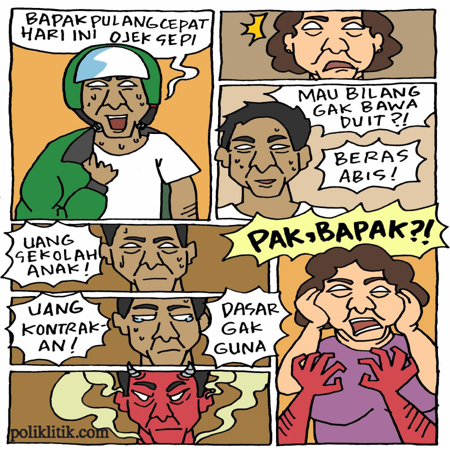 Jaga Mulut Nanti Kaput