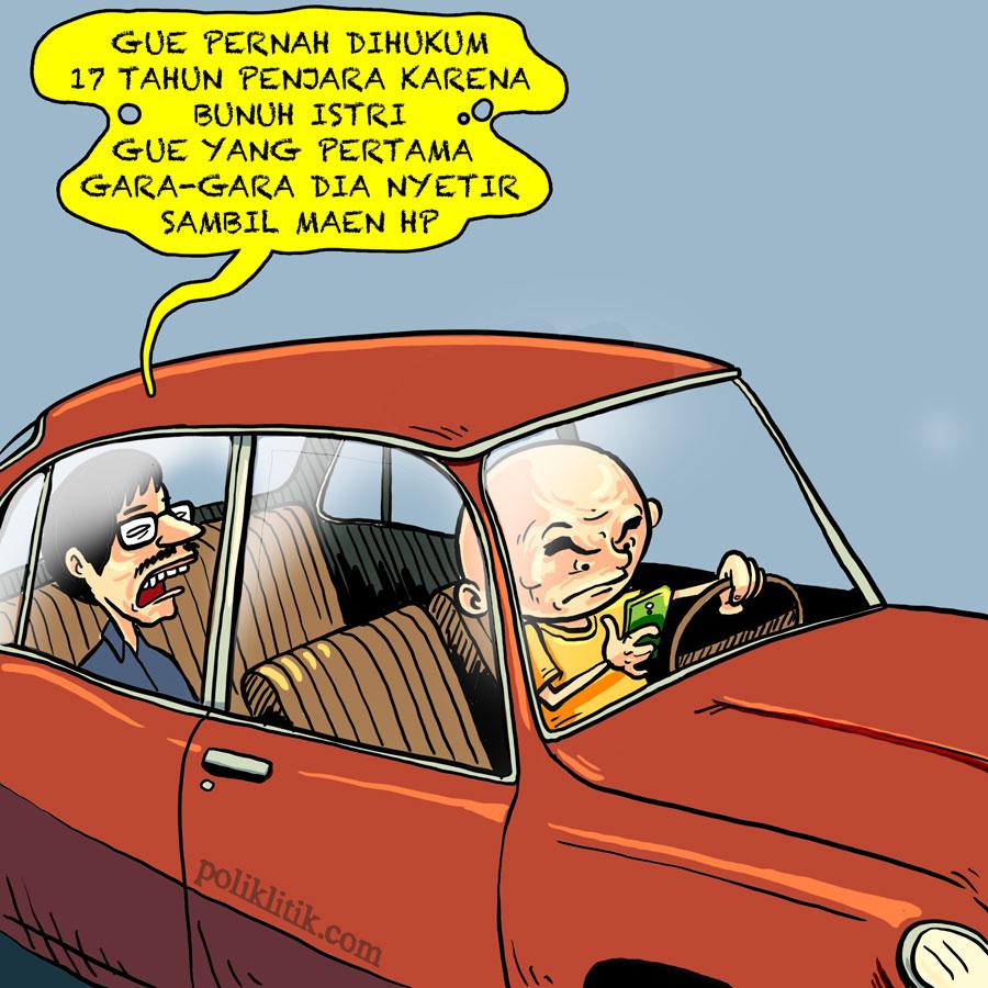 Kesadaran Berkendara