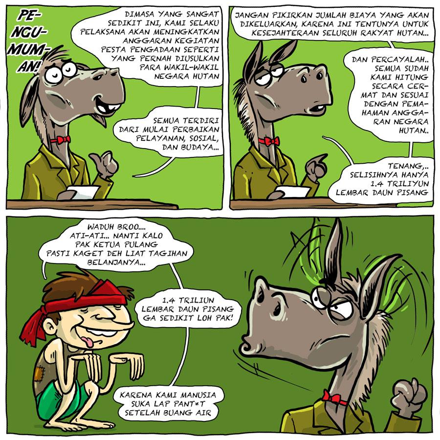 Berita Tentang Keledai