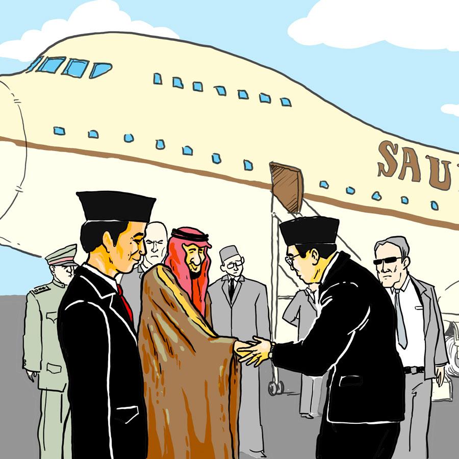 Raja Salman – Poliklitik
