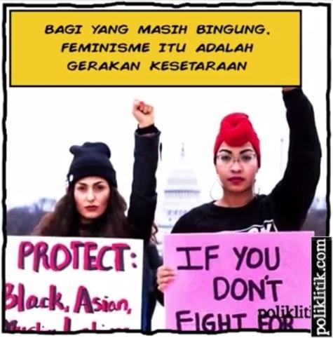 Feminist dan Hari Kartini