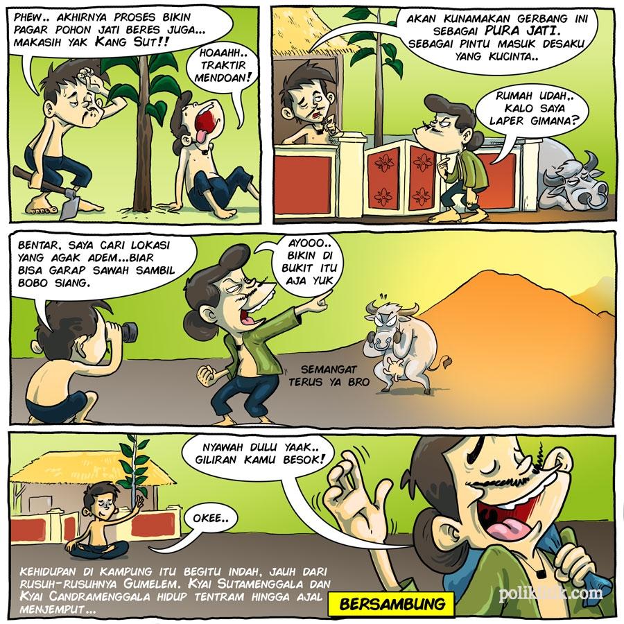 Sejarah Purwojati (Bagian 3)