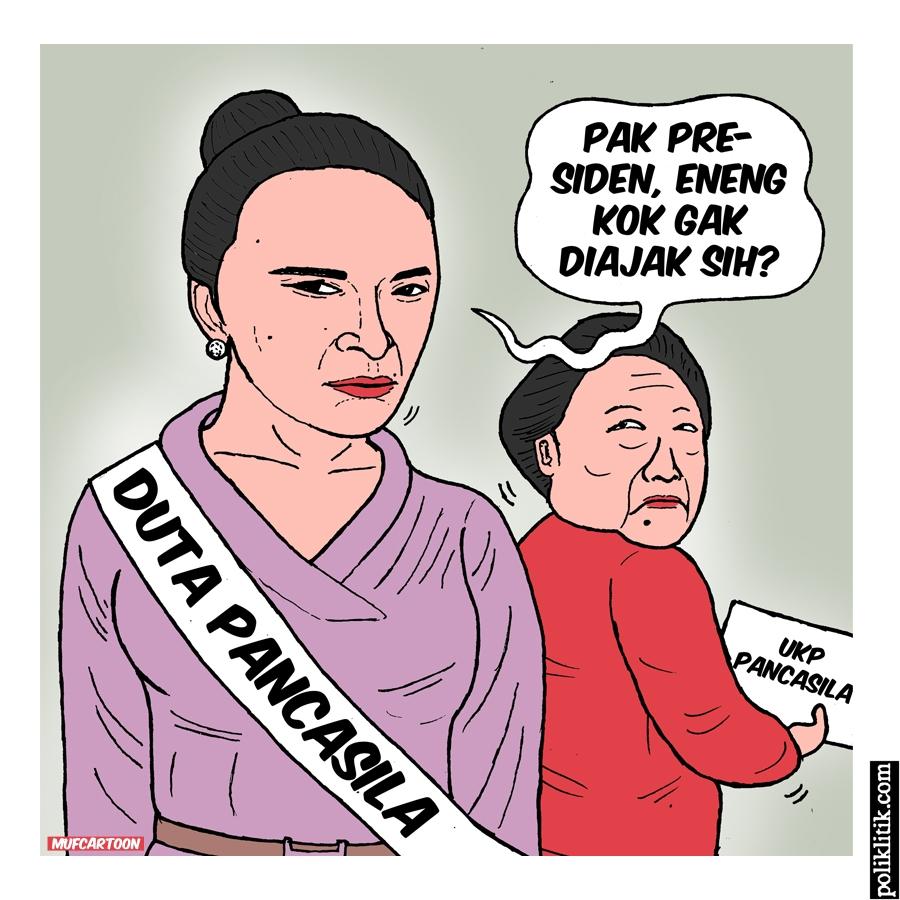 Pembentukan UKP Pembinaan Ideologi Pancasila