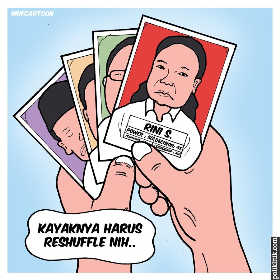 Isu Reshuffle Kabinet Kembali Muncul