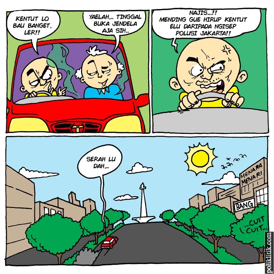 Kualitas Udara Di Jakarta