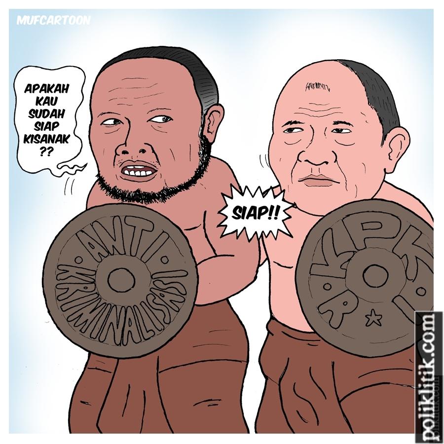 Semakin Besar Tantangan KPK dalam Kasus Korupsi E-KTP