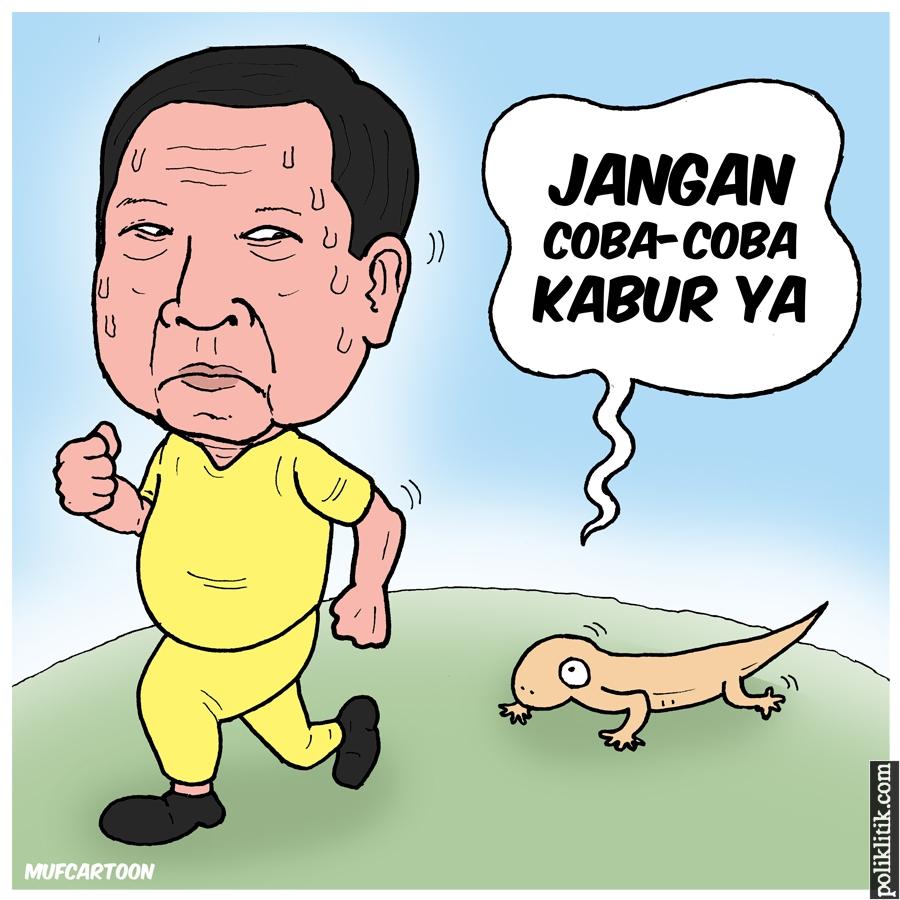 Setya Novanto Ditetapkan Menjadi Tersangka Kasus E-KTP