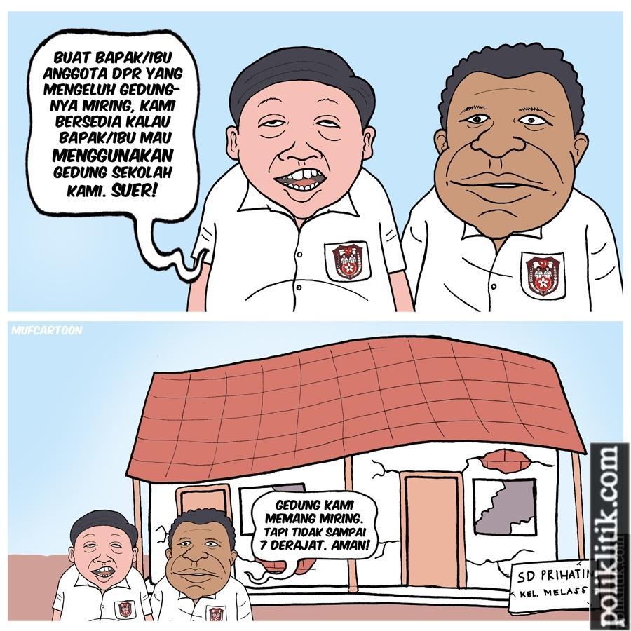 JK: Masih Moratorium, Pemerintah Tidak Akan Bangun Gedung DPR