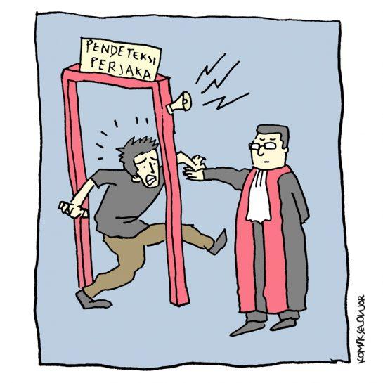 Tes Keperjakaan untuk Calon Pengantin
