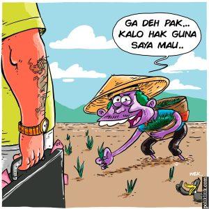 Indonesia Darurat Agraria