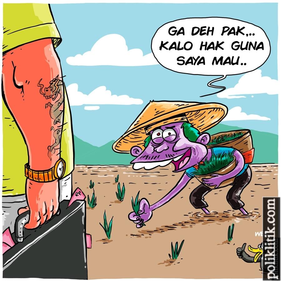 Indonesia Darurat Agraria???