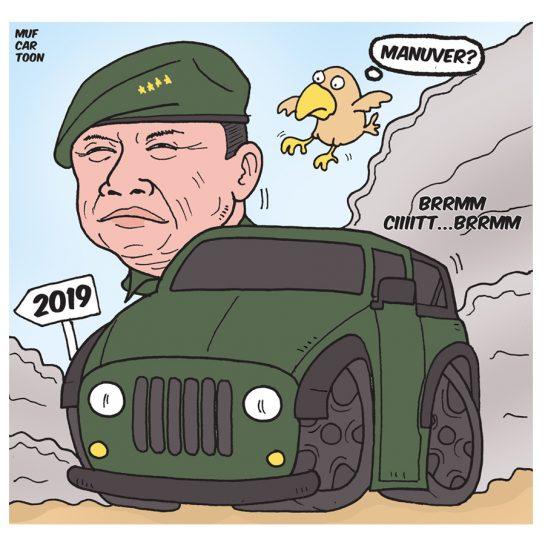 Isu Seputar Manuver Politik Jenderal Gatot Nurmantyo