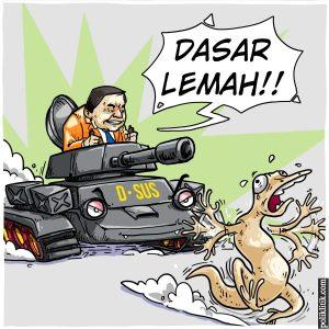 Jokowi Tunda Pembentukan Densus Tipikor