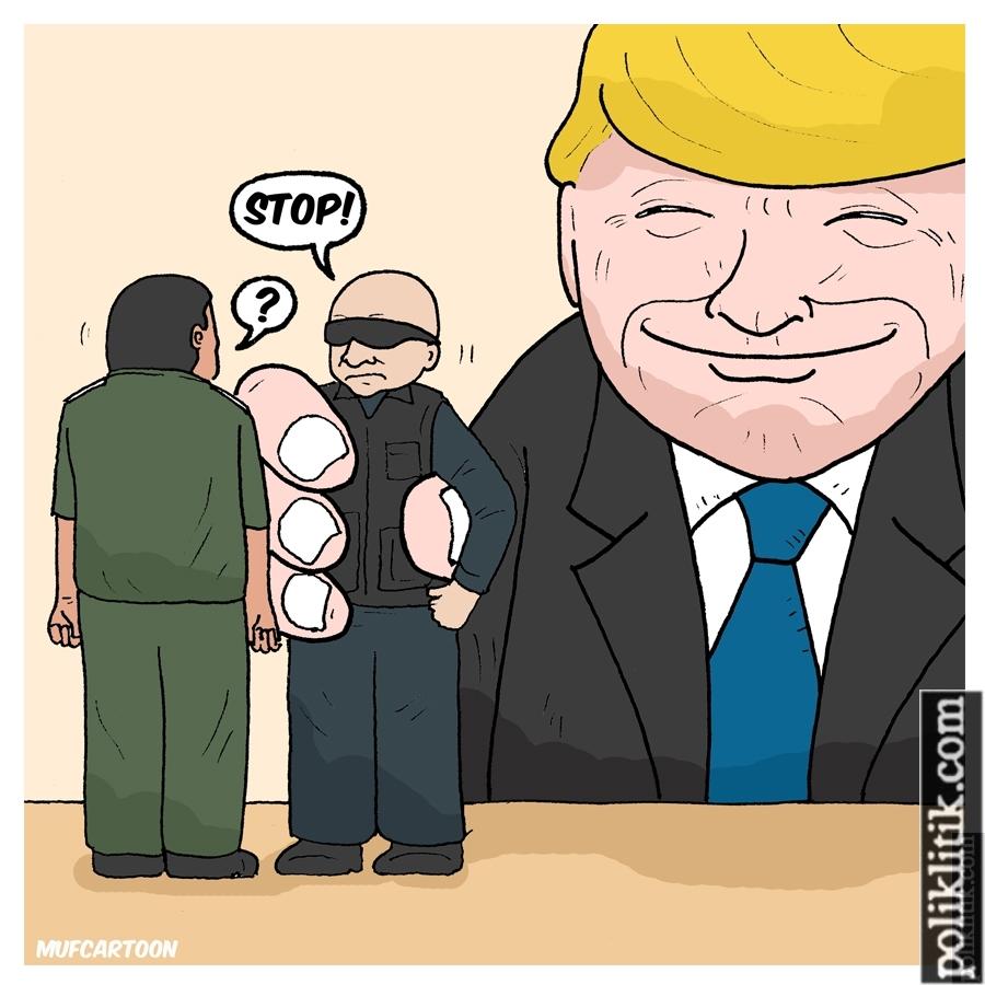 Panglima TNI Ditolak Masuk ke AS