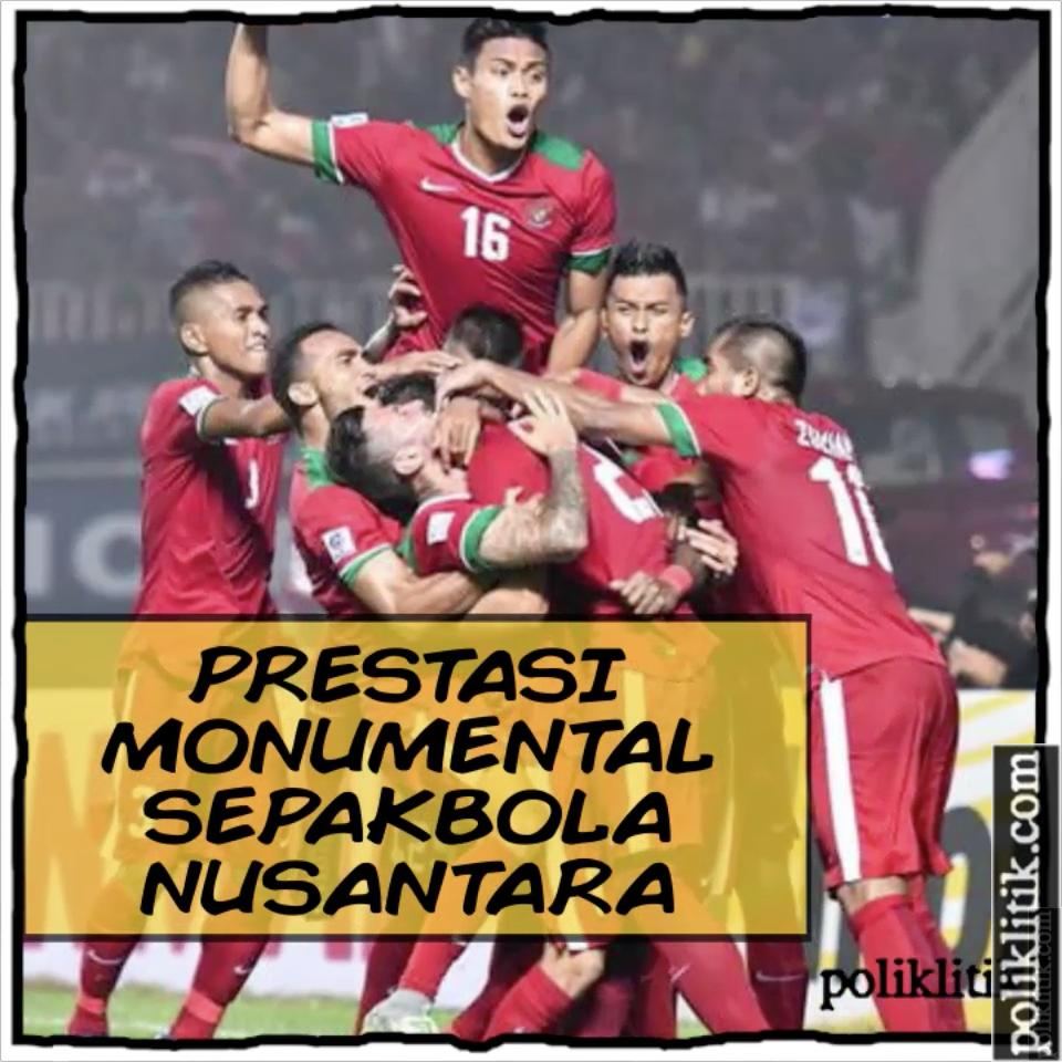 Prestasi Timnas Bola Indonesia