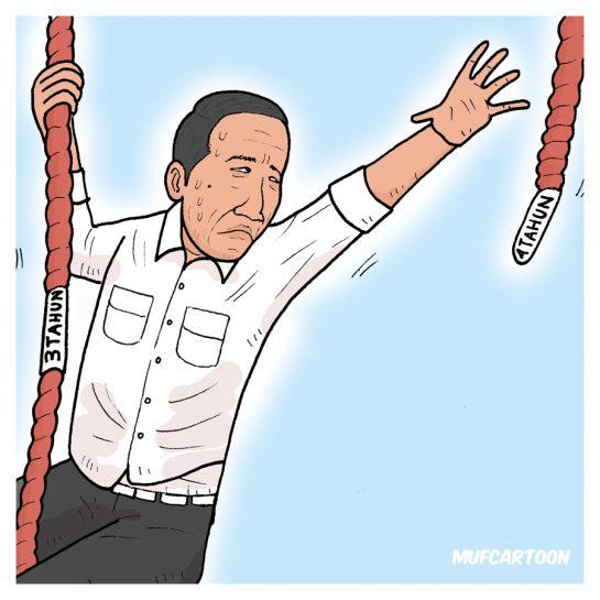 Tiga Tahun Pemerintahan Jokowi-JK