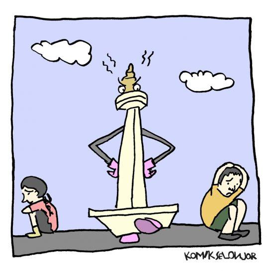 Jakarta Kota Paling Intoleran