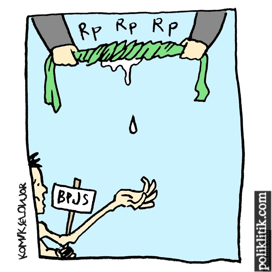 Minimnya Kontribusi Pemda Membuat BPJS Kesehatan Defisit Rp 9 Triliun