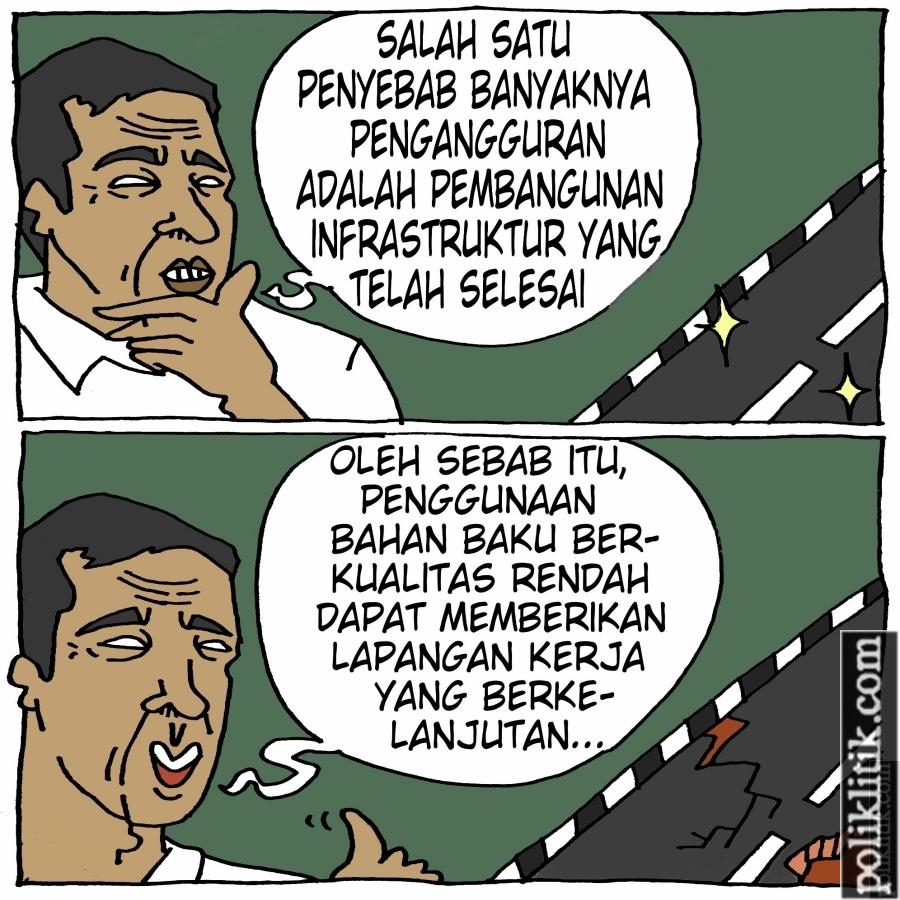Penyebab Jumlah Pengangguran Bertambah di Indonesia