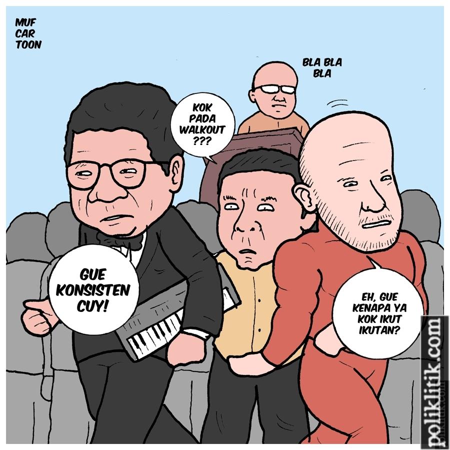 Pianis Ananda Sukarlan Walk Out Saat Gubernur Anies Pidato