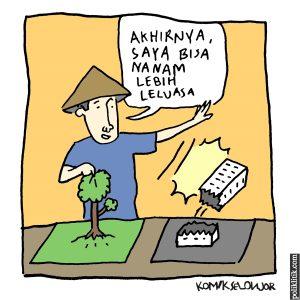 Presiden Jokowi bagikan 2.890 hektar perhutanan sosial di Madiun