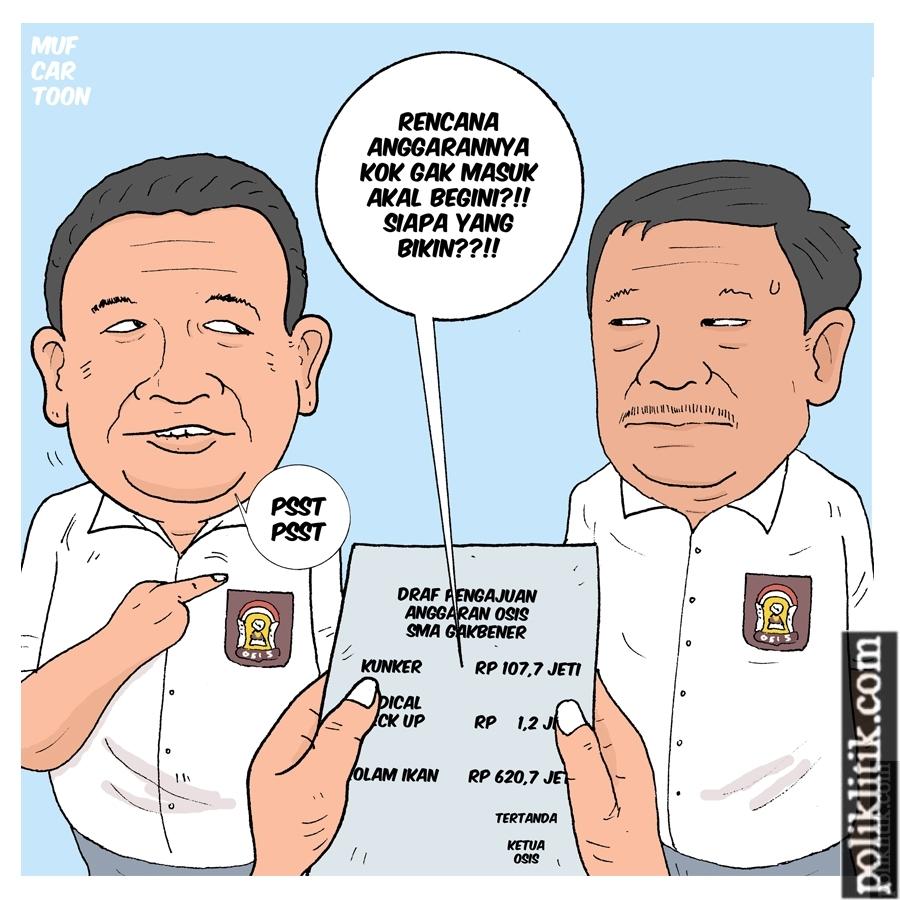 "RAPBD 2018 ""Warisan"" Ahok-Djarot?"