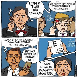 Setya Novanto Tulis Surat Tolak Diganti dari Ketua DPR