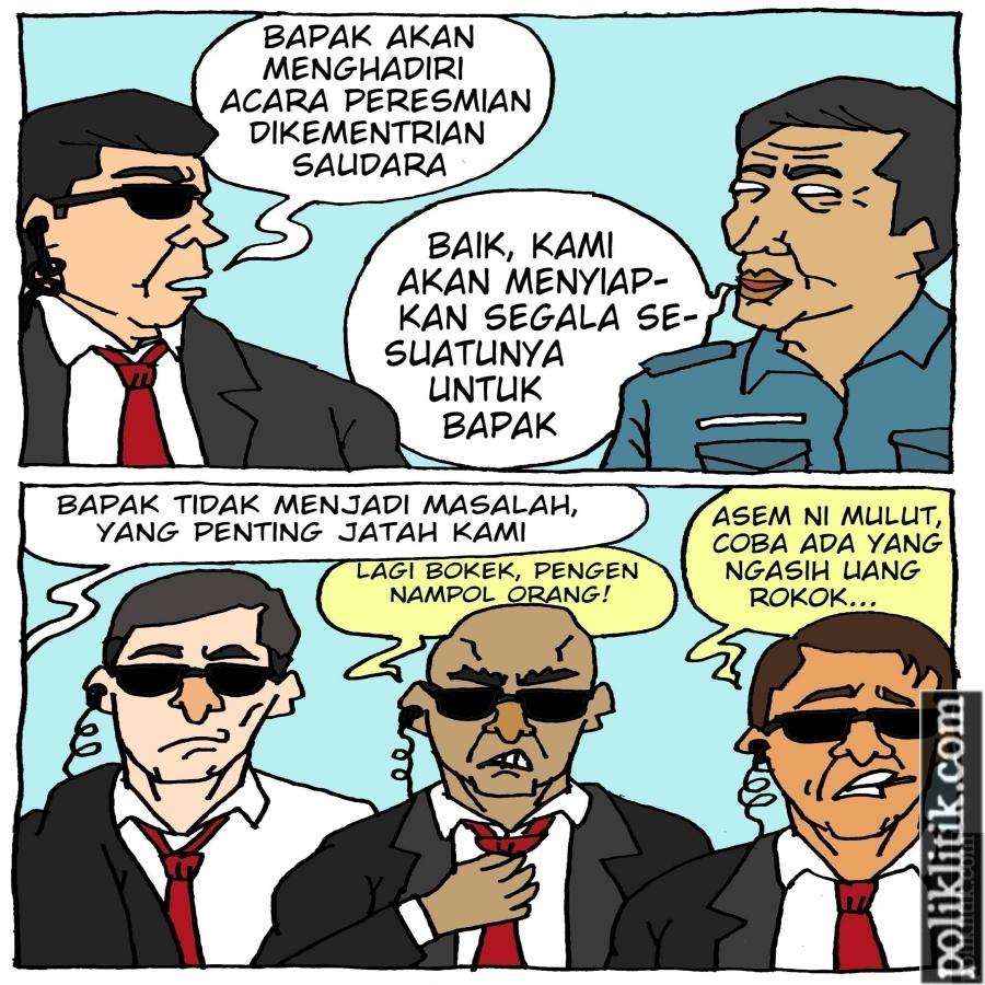 Dirjen Hubla Bayar Rp 150 Juta ke Paspampres Setiap Jokowi Hadiri Acara