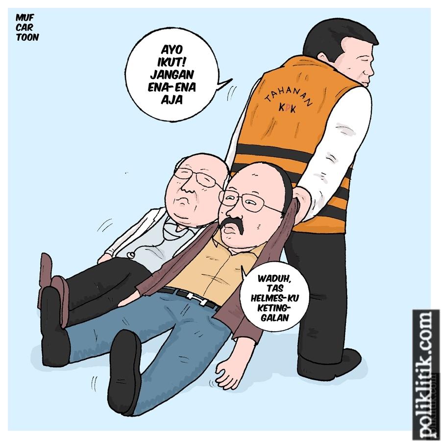 "Setnov ""Seret"" Dokter RS Permata Hijau dan Fredrich Yunadi"