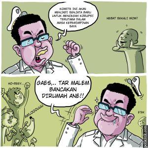 komite pencegahan korupsi