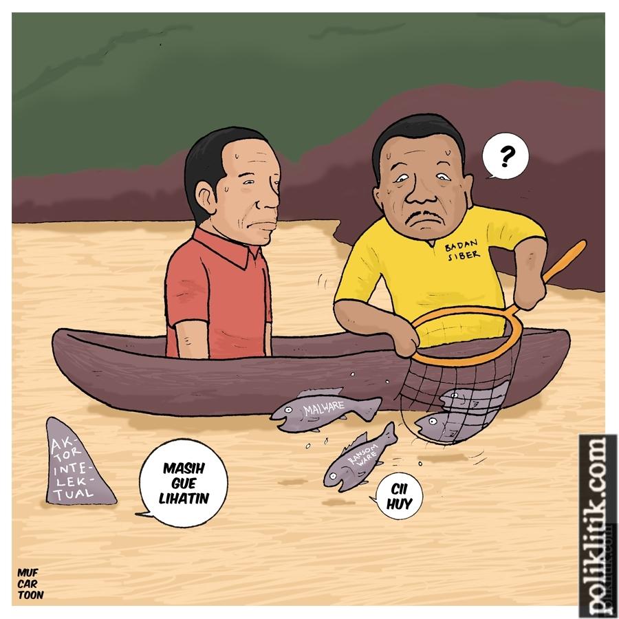 Seperti Menjaring Ikan di Lautan