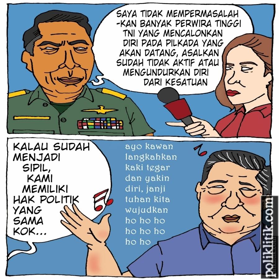 TNI Menuju PILKADA