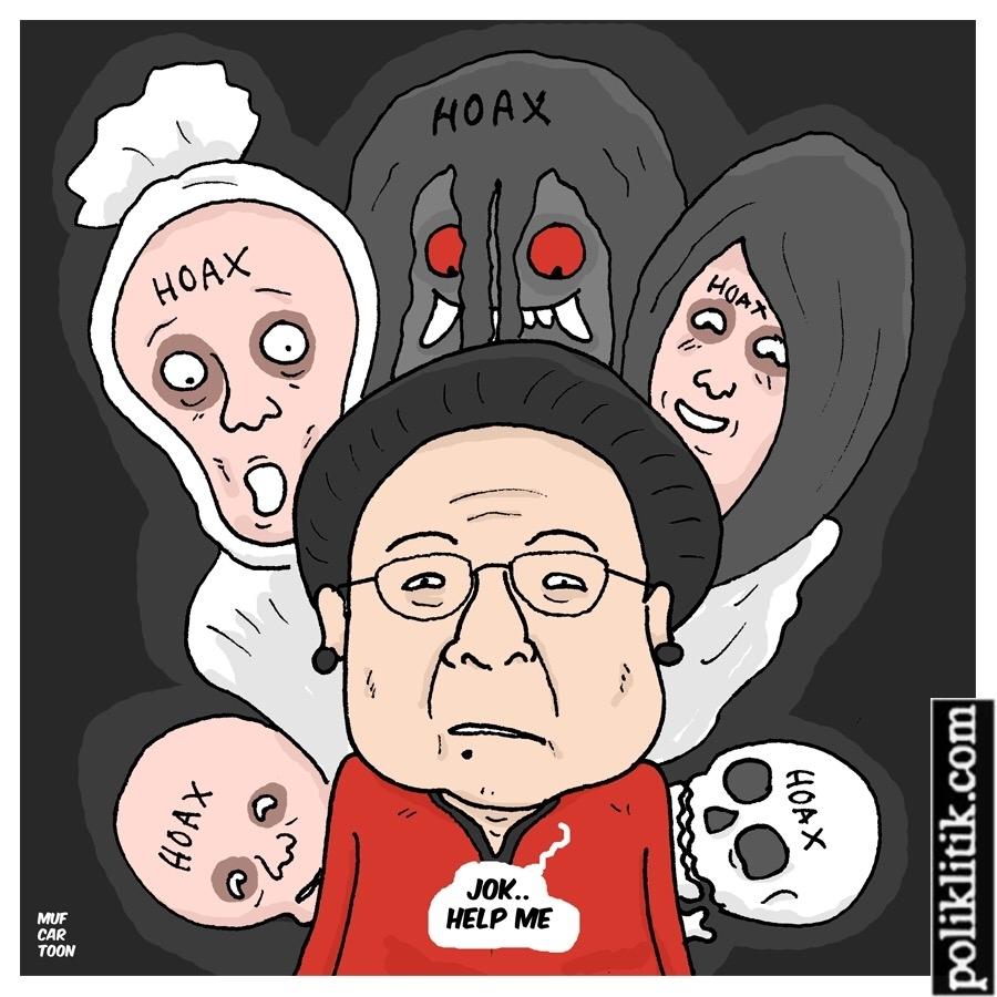 Megawati dan Serangan HOAX