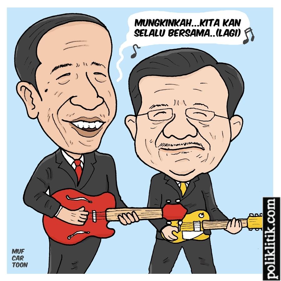 Jokowi – JK lagi?