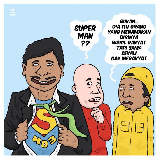 lembaga superpower