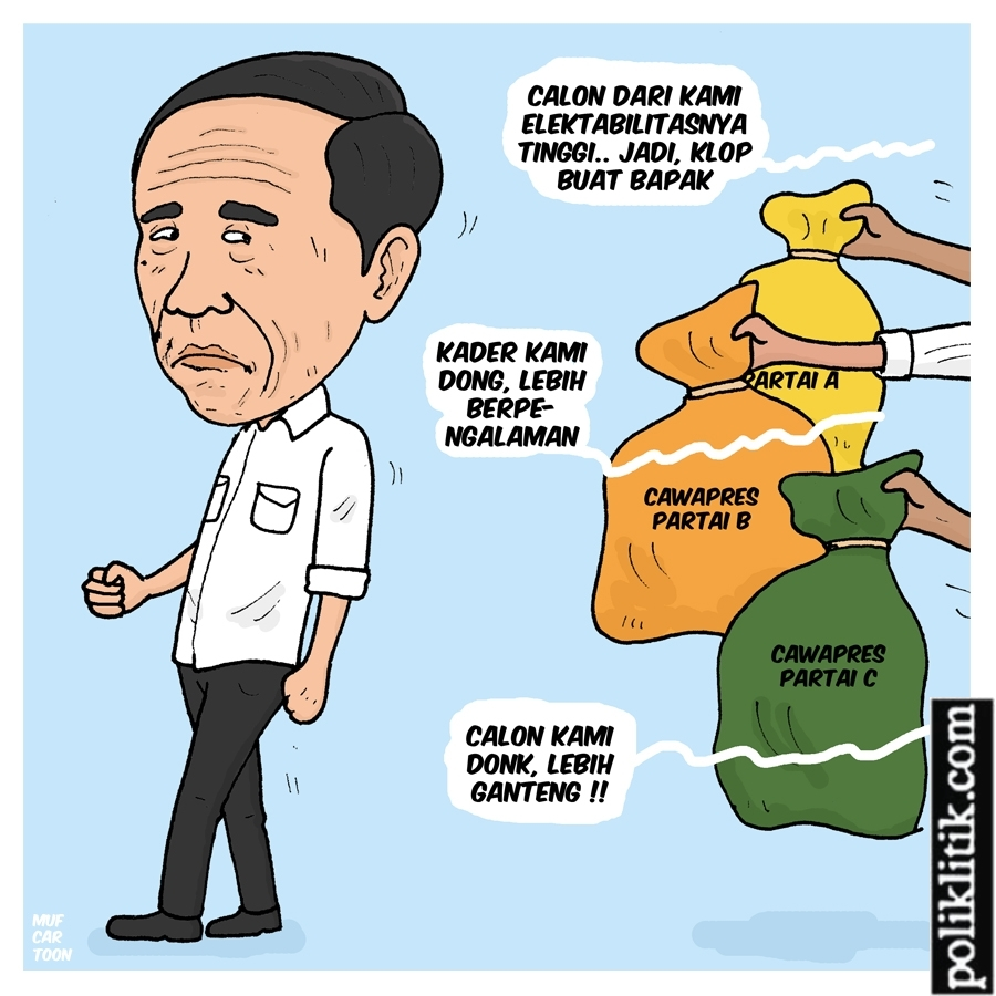 Siapa Figur Yang Layak Untuk Jokowi?
