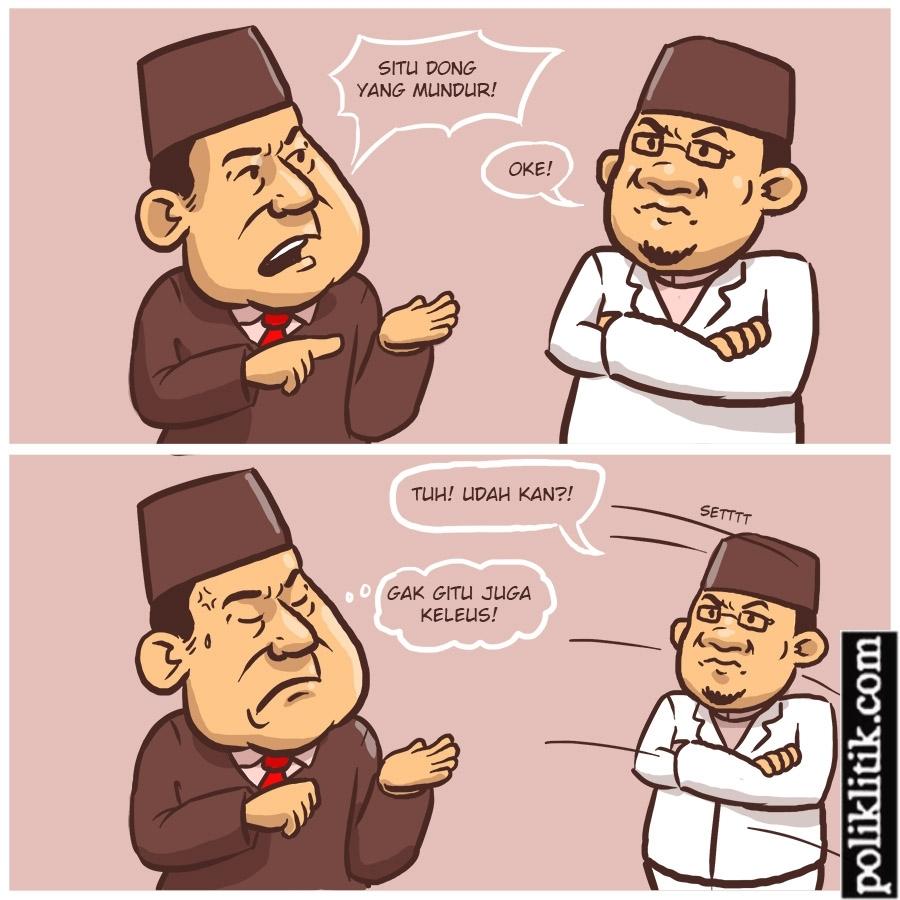 Presiden PKS Disuruh Mundur Sama Fahri