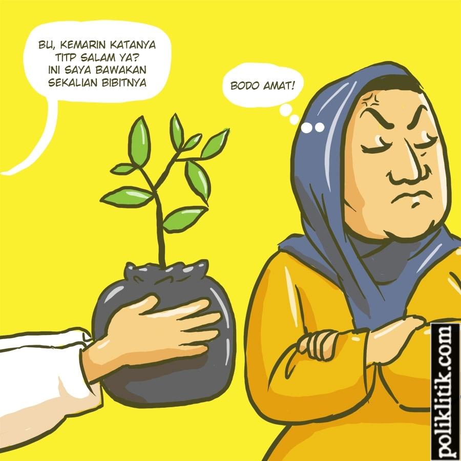 Kode Titip Salam