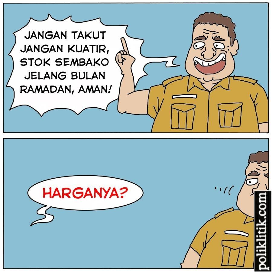 Stok Aman Ramadhan