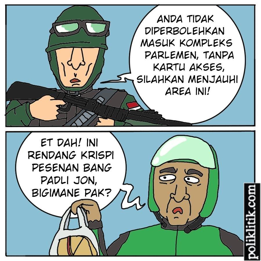 Perketat Keamanan