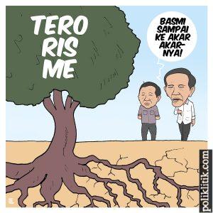 Basmi Terorisme