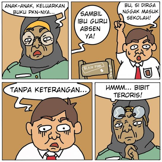Bibit Teroris