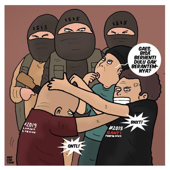 Didalangi ISIS