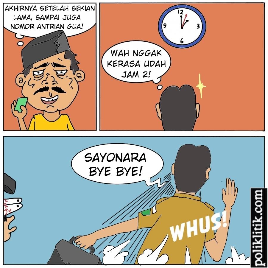 Ramadhan Jadi Alasan