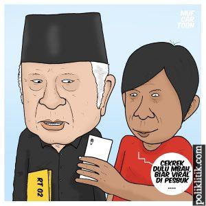 Foto Pak Harto